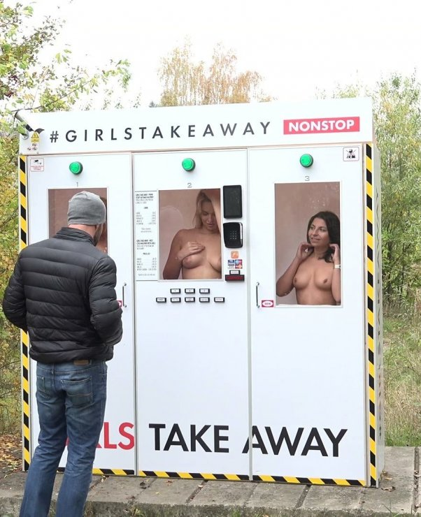 Girls Take Away